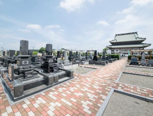 境内墓地について